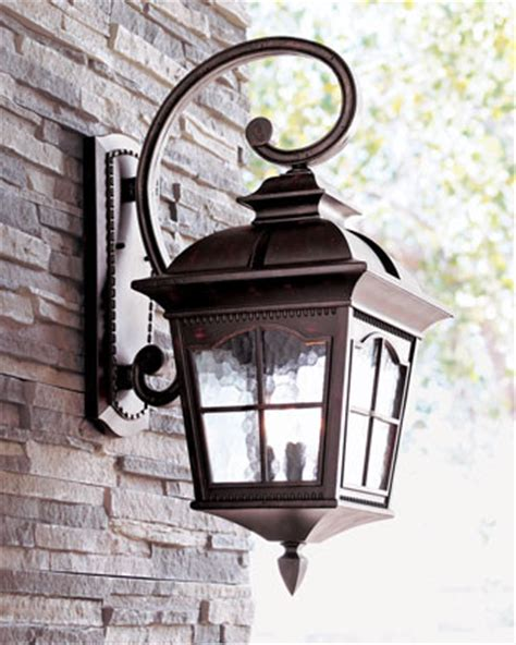 Outdoor Garage Wall Lights Outdoor Lighting Fixtures Lanterns Room Ornament