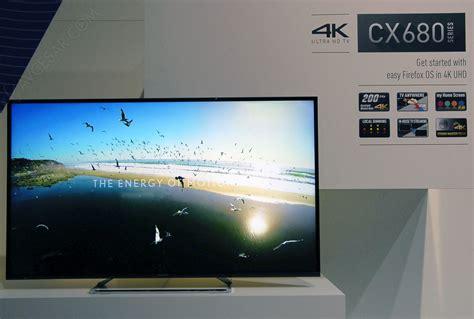Tv Ultra Hd Panasonic tv led ultra hd panasonic cx680 trois tailles au menu ter avcesar