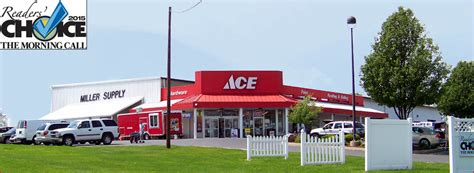 ace hardware store miller supply ace hardware hardware building materials