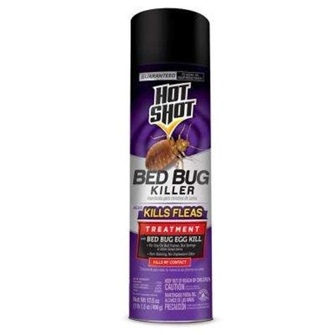 hot shot bed bug spray bed bugs hot shot the home depot