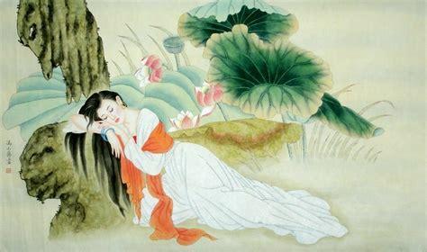 Lukisan Foto Gambar gambar fakta mengejutkan foto wanita cantik lukisan philipp weber gambar di rebanas rebanas