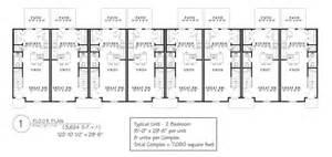 multiple family house plans