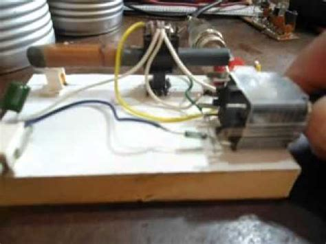 capacitor variável para radio galena radio galena montagem para principiantes