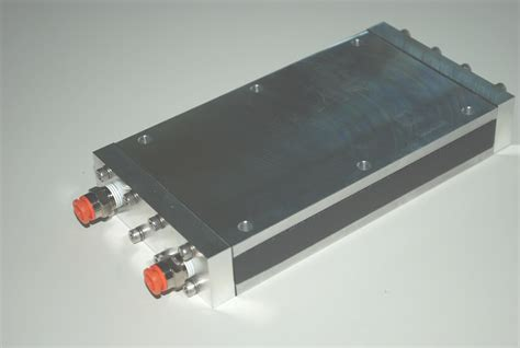 thermoelectric heat sink 80mm liquid plate