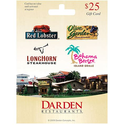 Longhorn Holiday Gift Cards - pay it forward 4 hour flash giveaway win a 25 darden s gc includes red lobster