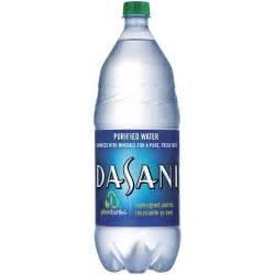 dasani purified water 1 5 l walmart