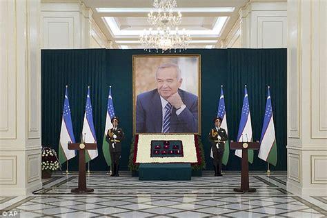 uzbek strongman leader islam karimov dies politics news uzbekistan s president islam karimov dies at 78 daily