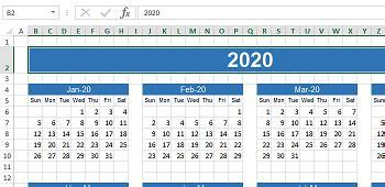 excel  calendar  excel sheetcom