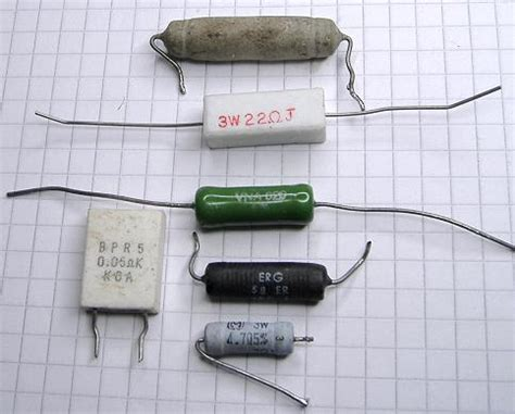 resistor type identification for beginners identifying resistors
