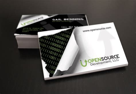open source business card templates business card creator open source image collections card