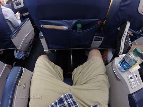 delta leg room delta airlines 767 300 class san diego to atlanta sanspotter