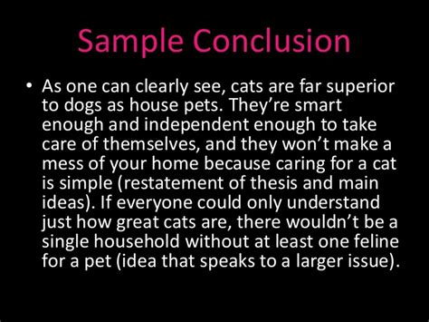 Essay About Cats by Compare Contrast Dogs Vs Cats Essay