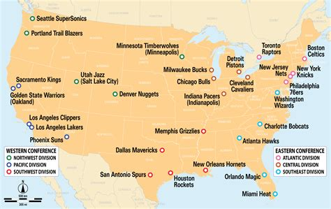 Mba Divisions by File Usa Nba Conferences Und Divisions 2008 Png