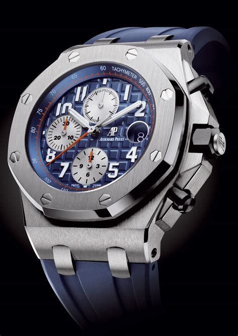 Ap Royal Oak Offshore Black 2014 sihh 2014 introducing the new and improved audemars piguet royal oak offshore 42 mm ref 26470