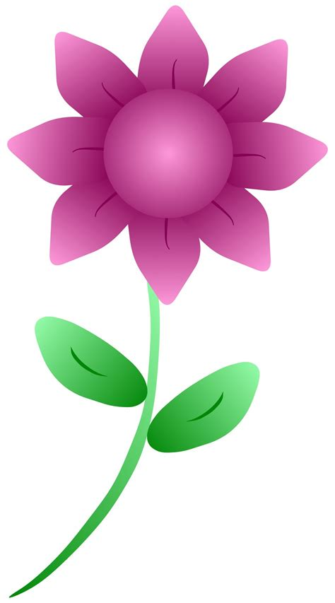 clipart domain flower clip 1 free stock photo domain pictures