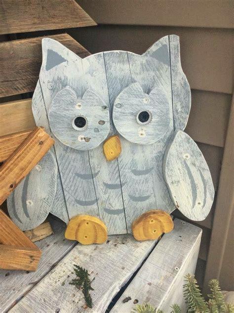 barnwood crafts image  leahs rustic decor owl crafts