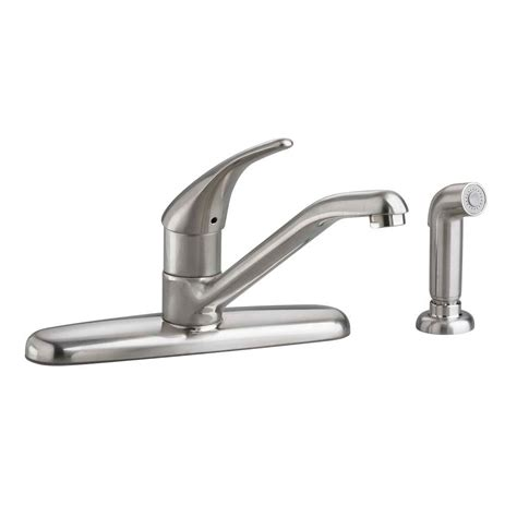 american standard colony soft single handle standard