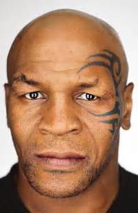 mike tyson is a living tragedy vice