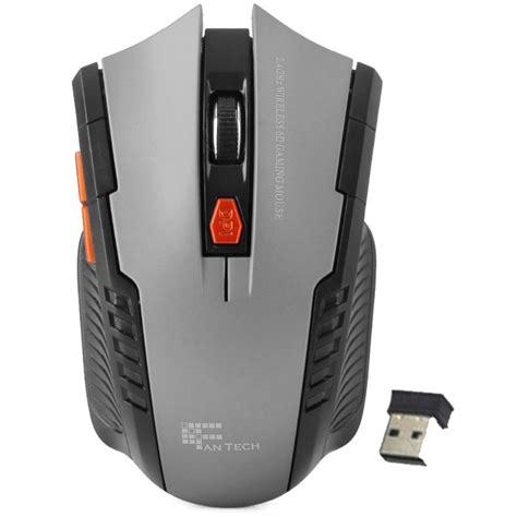 Mouse Fantech Gaming W4 fantech raigor w4 wireless gaming mouse gray benstore pc