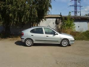 Renault Megane 1999 1999 Renault Megane Pictures 1 4l Gasoline Ff Manual
