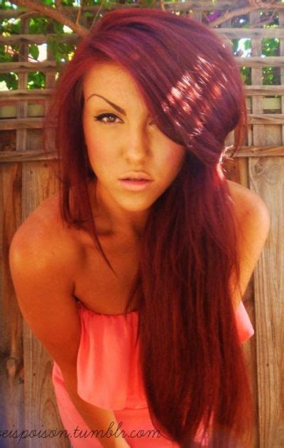 hairstyles color facebook cherry wine red hair pinterest cherry wine cherries