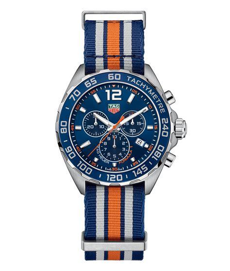 Tag Heuer Cr7 Black Orange tag heuer formula 1 chronograph 43 mm caz1014 fc8196