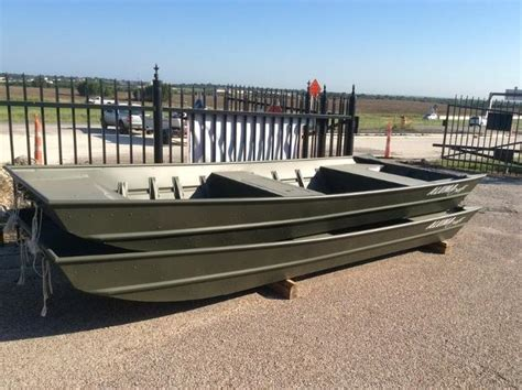 1648 alumacraft jon boat 1648 jon boat boats for sale