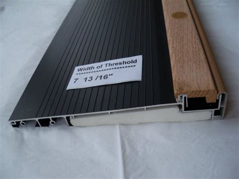 Exterior Door Threshold Extension Door Sill Extension Exterior Door Sill Plate Extension Topic Door