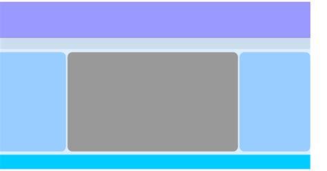 membuat layout css 2 kolom tkj smkn3 maumere membuat template 3 kolom layout website