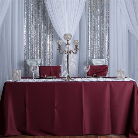 wine colored skirt wine colored table skirt rentals corporate events