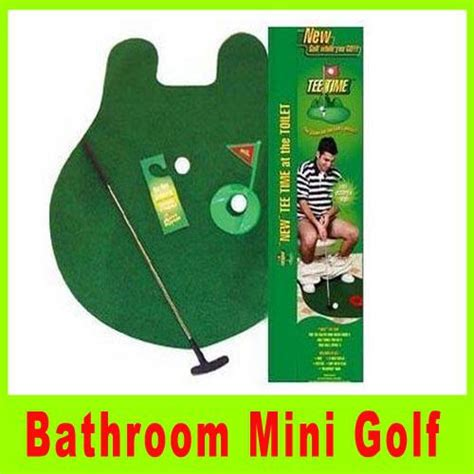 bathroom putting green 2017 new potty putter putting toilet bathroom golf game