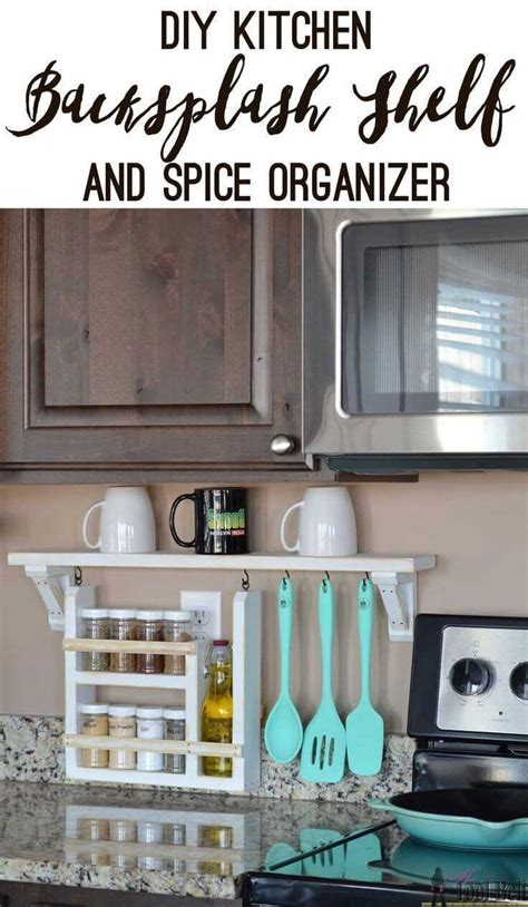 Countertop Organizer Kitchen 12 Best Kitchen Countertop Ideas That Will Keep Your Kitchen Organized Crafts On