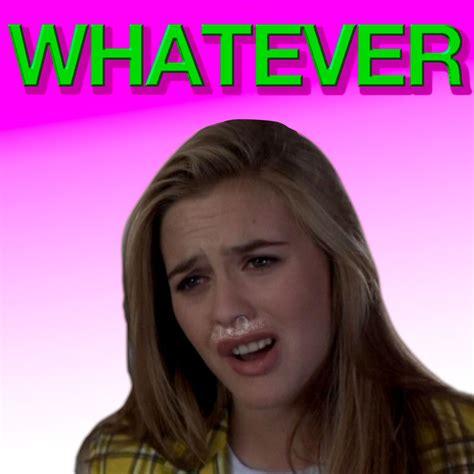 Whatever Meme Face - whatever meme