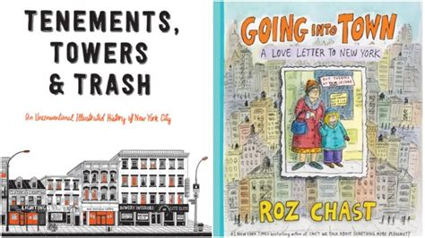 tenements towers trash an unconventional illustrated history of new york city eleven gift ideas for new york history buffs the