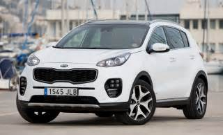 kia sportage fourth launched in europe gt line