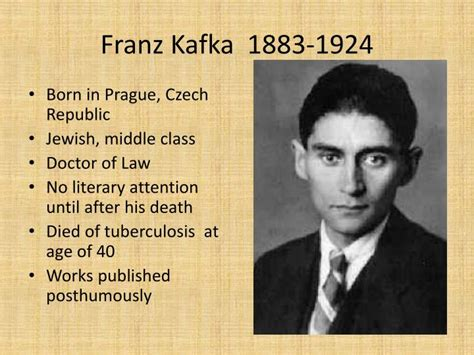 born posthumously meaning ppt franz kafka kafka on the shore existentialism