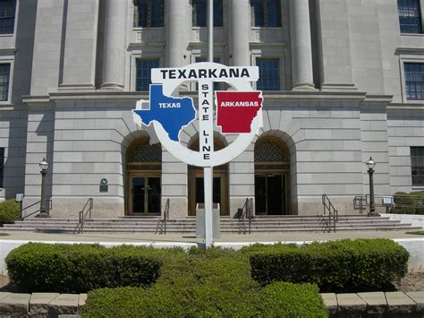 Where Can You Find Detox For In Texarkana by File Texarkana Txar Sign Jpg Wikimedia Commons