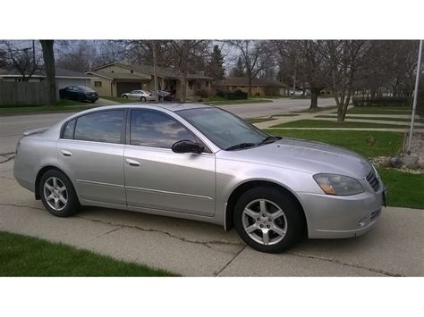 Nissan For Sale By Owner by 2005 Nissan Altima For Sale By Owner In Kenosha Wi 53144
