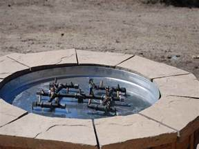 gas pits outdoor how to build a gas pit how to build a