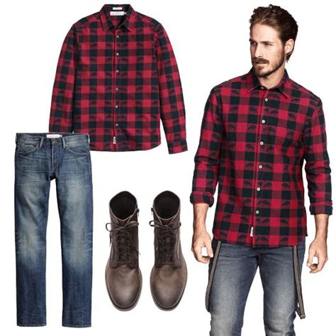 Casual Trend Alert Plaid Shirts Andjeans by Guys Fashion Comfort Collide With A Plaid Flannel Shirt