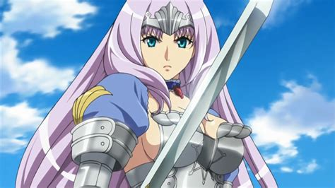 The gallery for   > Queens Blade Rebellion Aldra