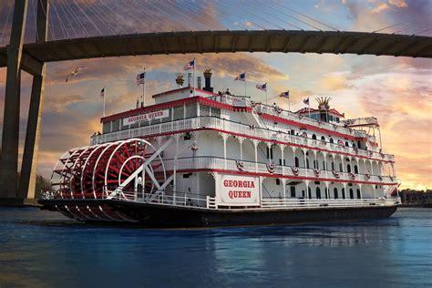 savannah riverboat cruises - Savannah Boat Cruise