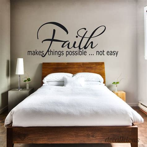 inspirational bedroom quotes 1000 ideas about inspirational wall decals on pinterest