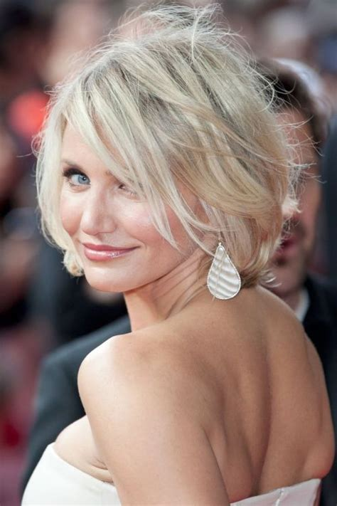 cameron diaz hairstyle cameron diaz s inspiring hairstyles for with hair