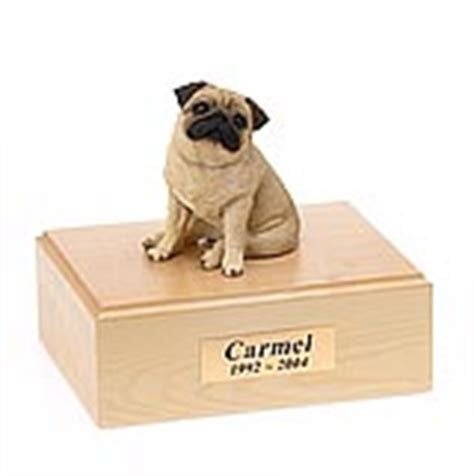 pug urns pug urns pet urns and memorials