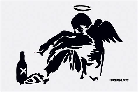 banksy clipart clipground