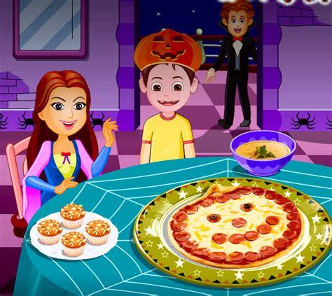 juegos cocina pizza juego de cocinar pizzas para