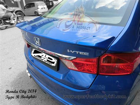 Spoiler Honda City Modulo 2009 2013 honda city 2014 modulo rear spoiler honda city 2014 johor bahru jb malaysia kits a