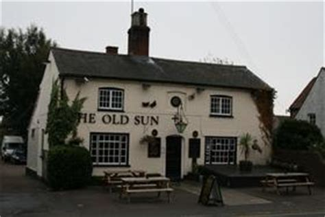 sun ampthill bedford wine bar opening times  reviews