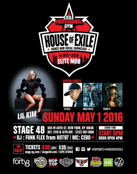 exle of event expg studio new york by ldh house of exile event guest2 1